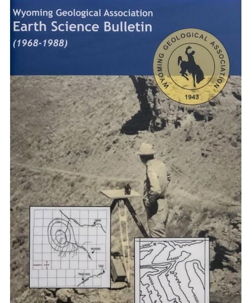 1968-1988 Earth Science Bulletin on DVD