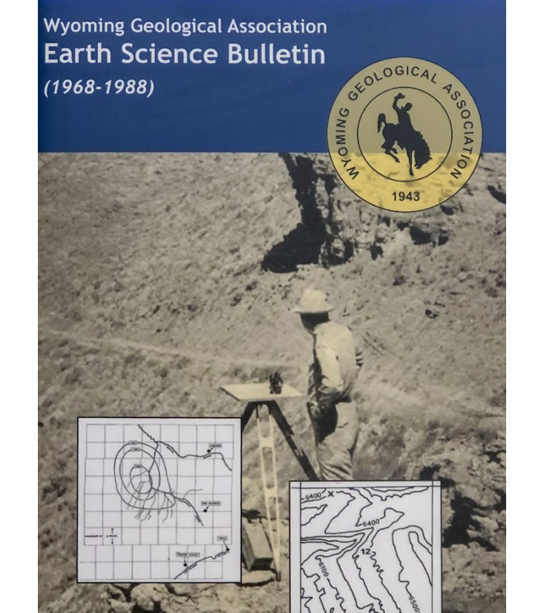 1968-1988 Earth Science Bulletin on DVD
