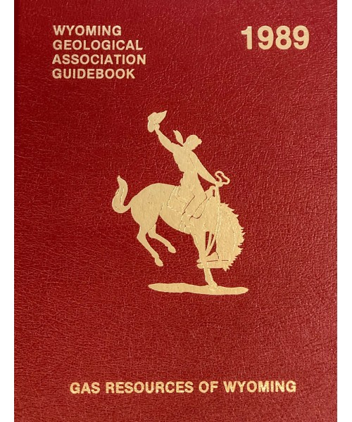 1989 - Gas Resources Of Wyoming, 40th Field Conference Guidebook