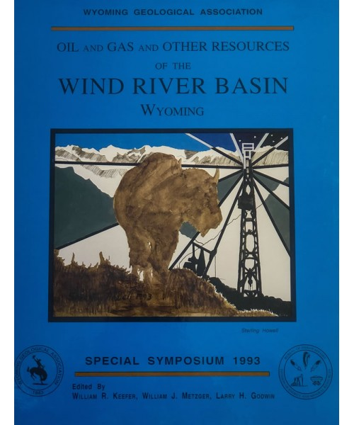 1993 - Special Wind River Basin, Guidebook (Wind River Indian Reservation Area)