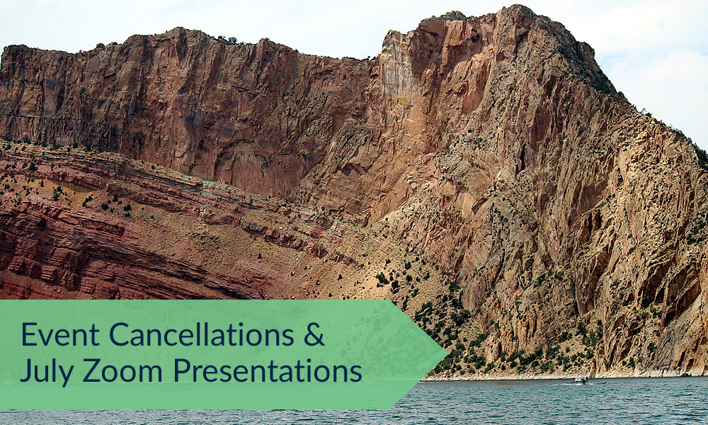 Event Cancellations & Zoom Presentations